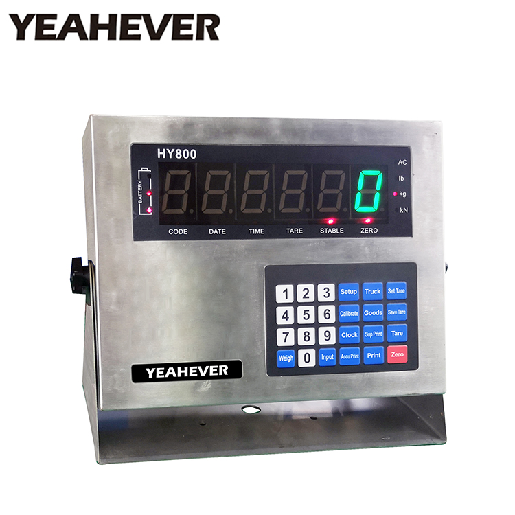 HY800 Weighing Display Controller