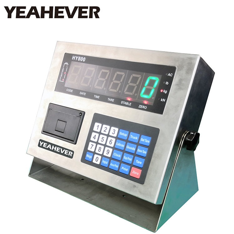 HY800-P Weighing Display Controller